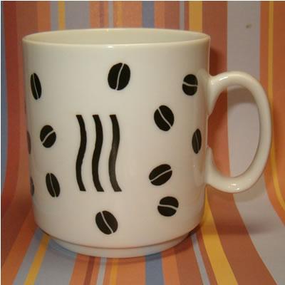 Tasse à café Color Dekor